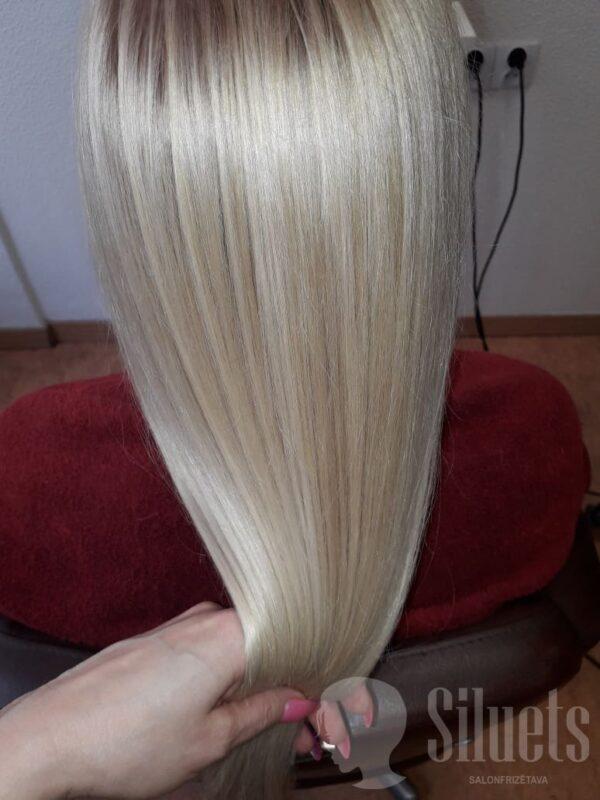 Боток для длинных волос