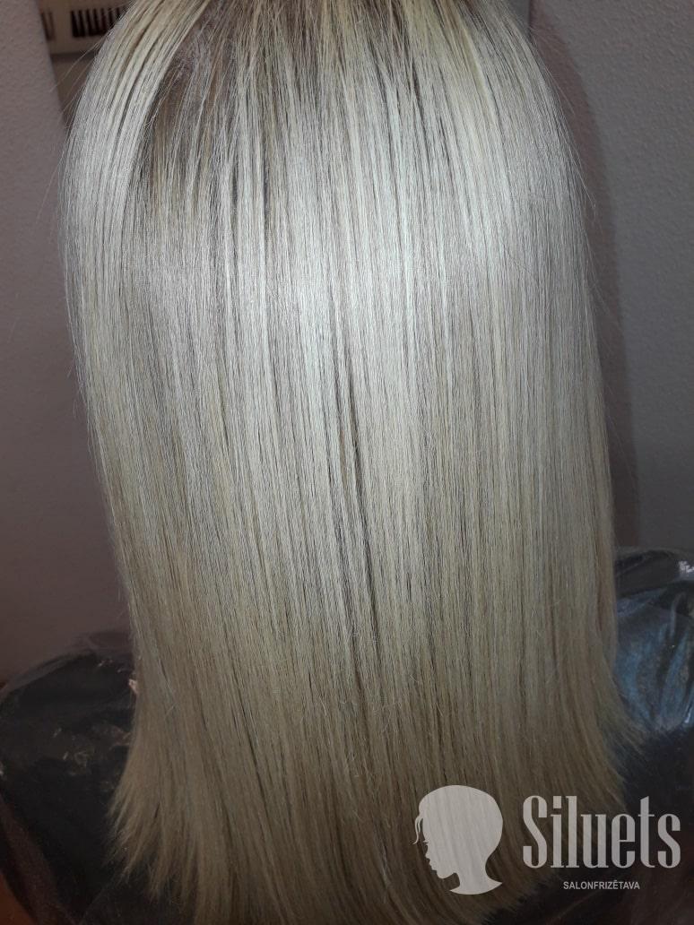 Ботокс для волос в Риге