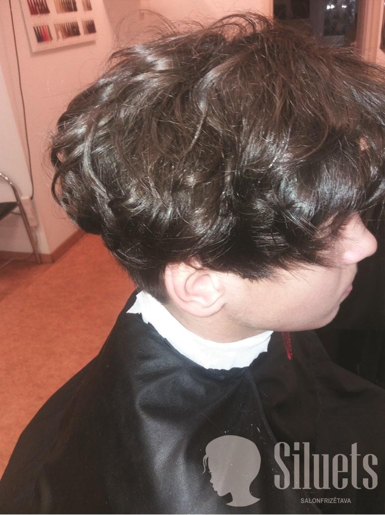 Мужские стрижки волос