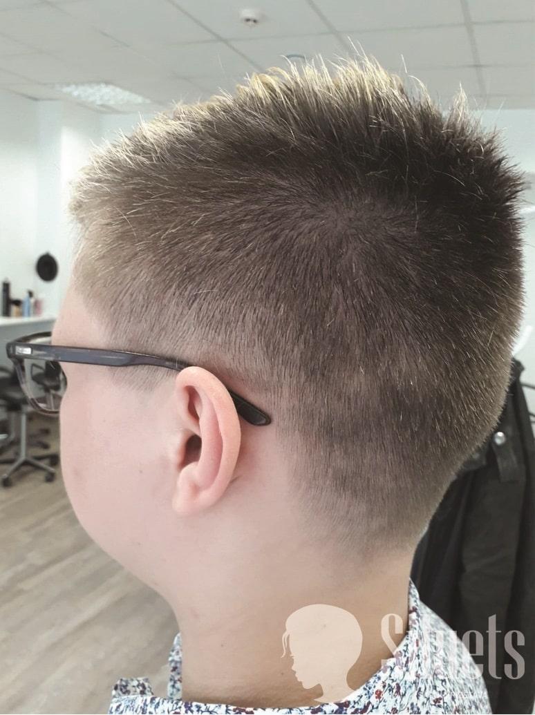 Мужская покраска волос